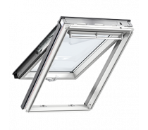 Мансардные окна Velux PREMIUM Панорамное белое полиуретановое