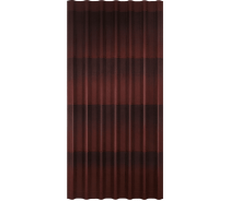 Ондулин черепица коричневый 1,95*0,96 м цена за шт.*