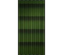 Ондулин черепица зеленый 1,95*0,96м цена за шт.*