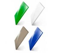 Монолитный цветной поликарбонат 3 мм