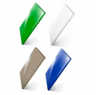 Монолитный цветной поликарбонат 6 мм