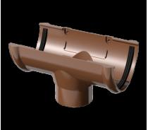 ПВХ воронка желоба Технониколь, коричневый, шт