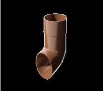 ПВХ слив трубы Технониколь, коричневый, шт