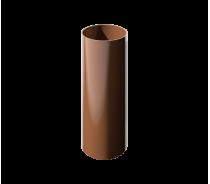 ПВХ труба Технониколь, коричневый глянец (3м), шт