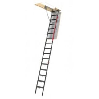 Складные металлические чердачные лестницы LMP