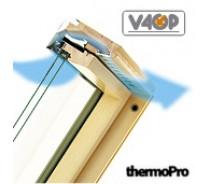 Мансардные окна FTP-V L3/P2 PROFI триплекс