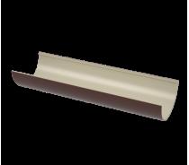 ПВХ желоб Технониколь, коричневый глянец (3м), шт